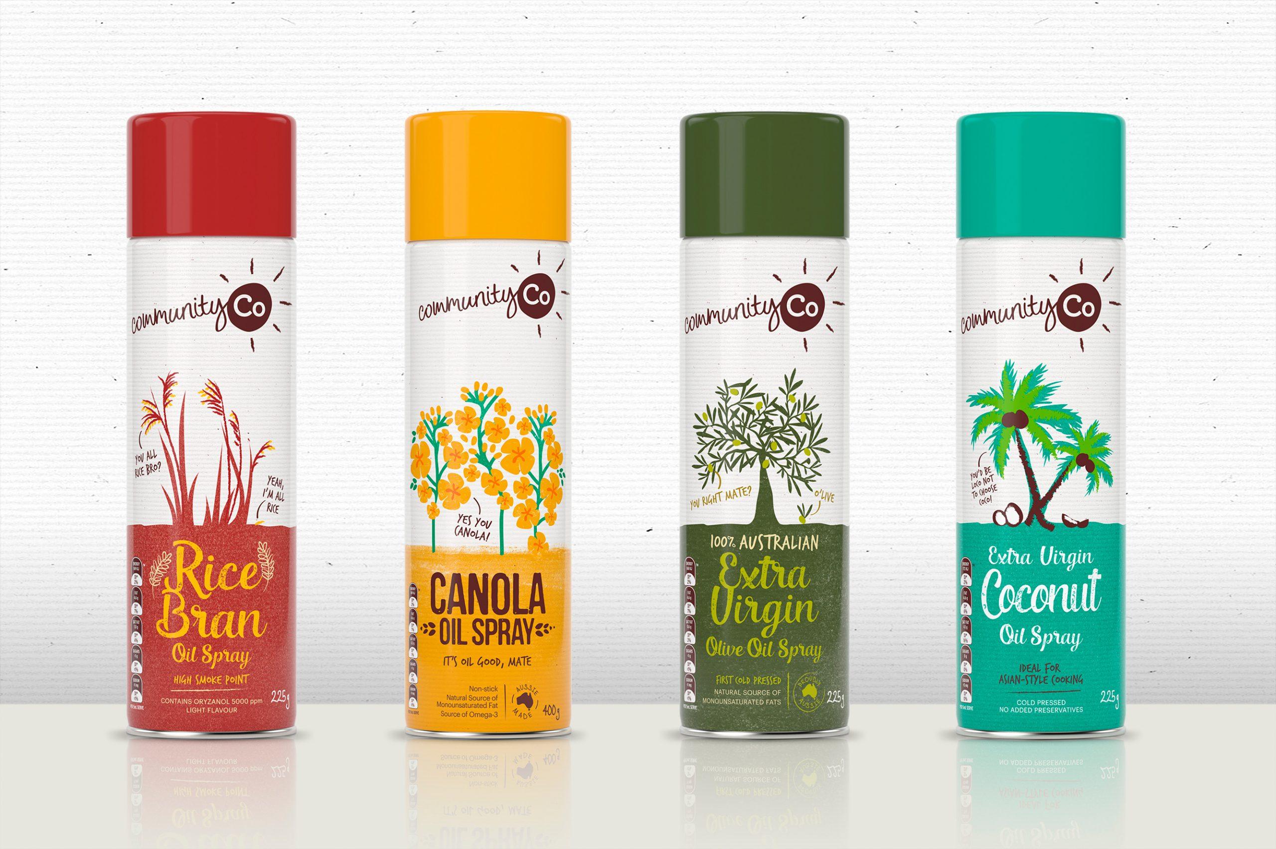 CommCo-Sprays